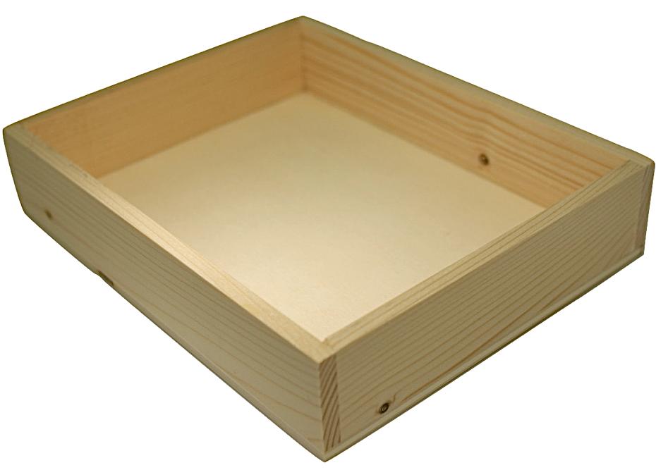 Boite puzzle vide pour 12 cuillères à café (17 x 13,5 x 3,5 cm)
