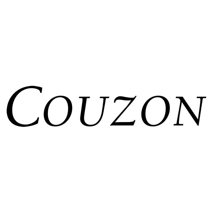 Fourchette de table Epsilon Couzon en inox. ,
