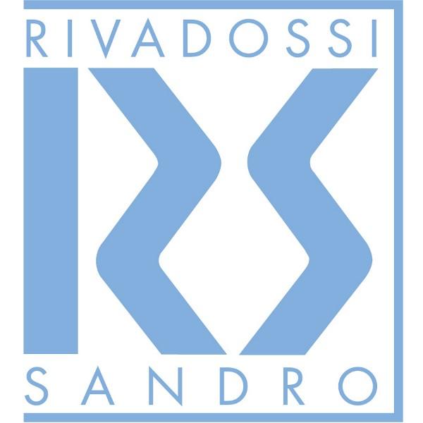 Fourchette de table Rossini Noir, marque Rivadossi. ,