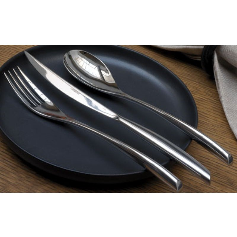 Couverts sambonet en inox design italien couverts mod le for Couverts de table design