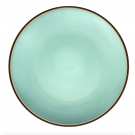 Assiette dessert Feeling Jade Médard de Noblat diamètre 20 cm, vendu par 6, prix par pièce