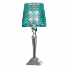 -30% Lampe Cleopatra Bleu Turquoise Giusti