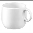Tasse à café/thé Yaka Blanc Médard de Noblat, 20 cl. Vendues par 6.