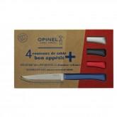 Coffret de 4 couteaux de table Bon Appetit Primo Opinel