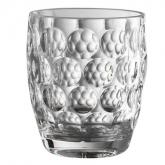 Boîte de 6 verres Transparents Lente Giusti
