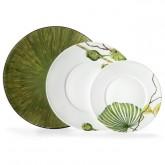 Assiettes Ikebana et Bali Médard de Noblat