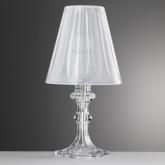 -30% Lampe Blanche Piramide Acrylique Giusti