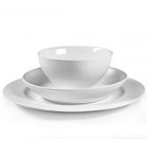 Assiettes, mugs et bols Grain de Malice Blanc Médart de Noblat