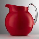 Carafe Palla Giusti rouge, contenance 3 litres.